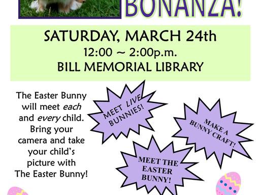 Bunny Bonanza!