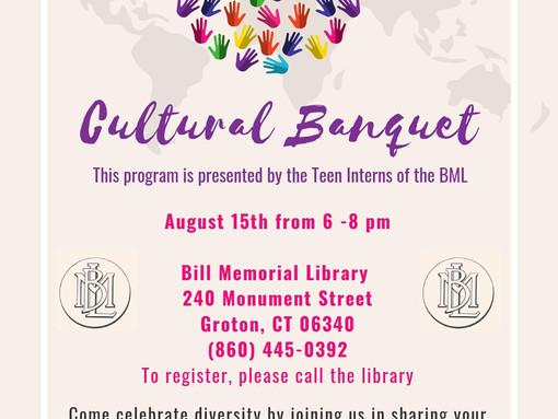 Cultural Banquet for Families!