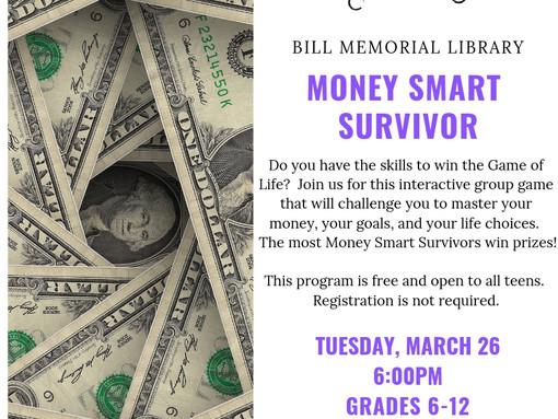 Money Smart Survivor - An Interactive Game for Teens