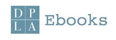 DPLA Ebooks Logo