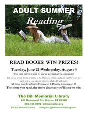 Adult Summer Reading!
