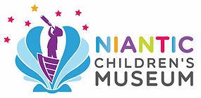 niantic children's museum logo horizonta