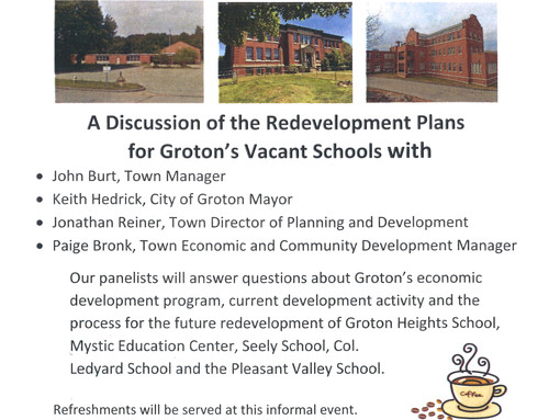 Common Ground Community Café at the Bill Memorial Library: A Discussion of the Redevelopment Plans f