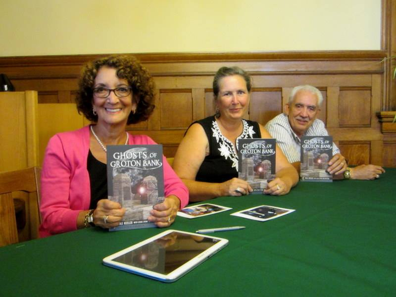 Author Talks and Book Signings