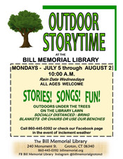 Outdoor Story Times
