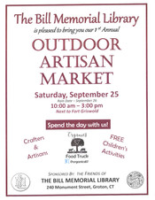Outdoor Artisan Market