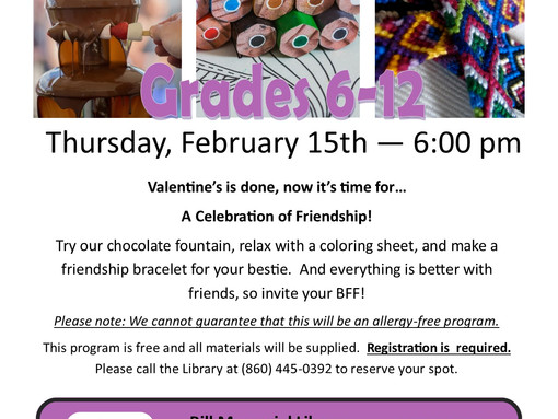 Pal-entine's Day Party