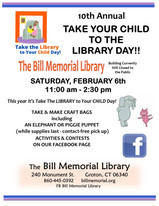 Take the Library to Your Child!