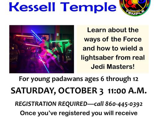 Virtual Lightsaber Training!!!