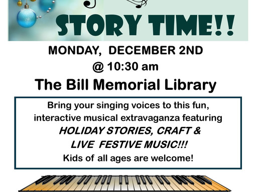 Holiday Musical Sing-Along Story Time
