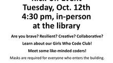 Girls Who Code!