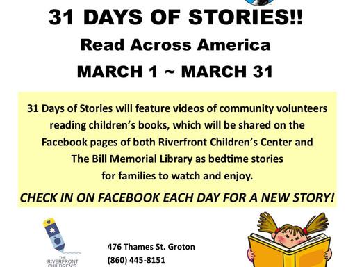 Read Across America...and Groton!