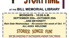 Fall for Outdoor Stories!
