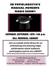 Magic at the Library!