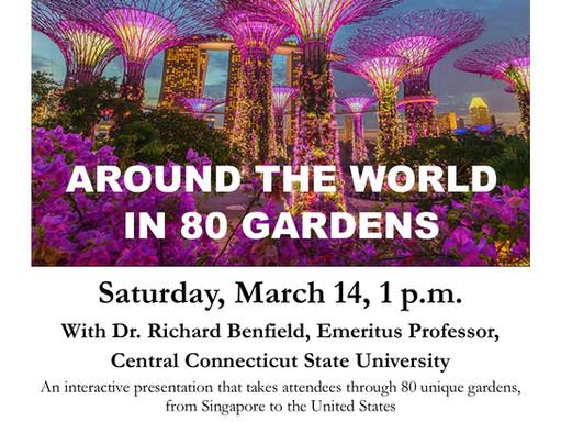 Around the World in 80 Gardens