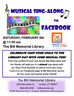 "Virtual Musical Sing-Along for ""Take the Library to Your Child Day"""