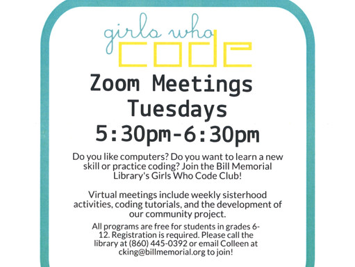Attention, Girls Who Code!