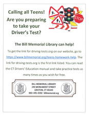 Are You Getting Ready to Take Your Driver's Test?  We can help!