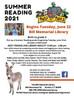 Summer Reading is just around the corner!