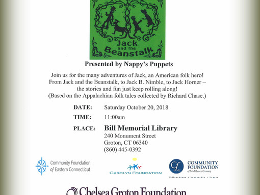 Jack & the Beanstalk by Nappy's Puppets