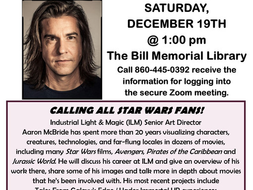 Attention, Star Wars and Marvel Fans!