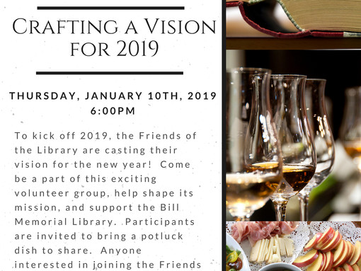 Bites and Bylaws:  A Vision-Casting Meeting