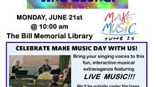 Make Music Outdoors!