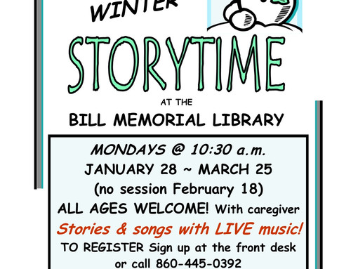 Wonderful Winter Storytime!