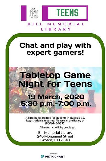 Tabletop Game Night for Teens.jpg