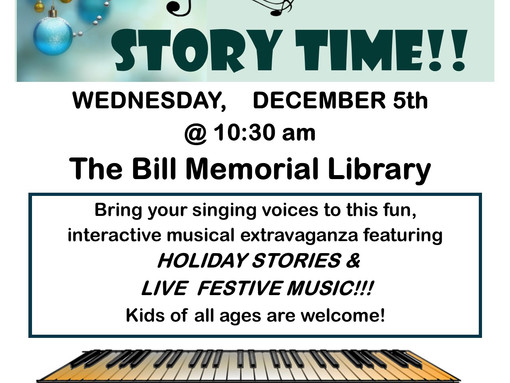 Holiday Musical Storytime