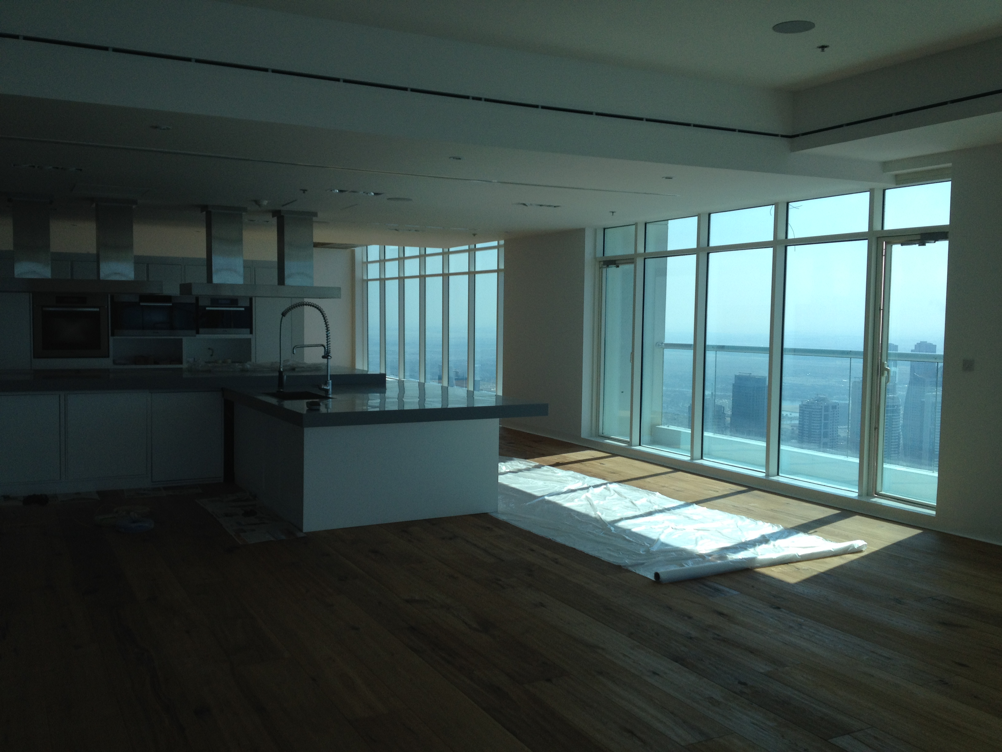 Dubia Penthouse Project
