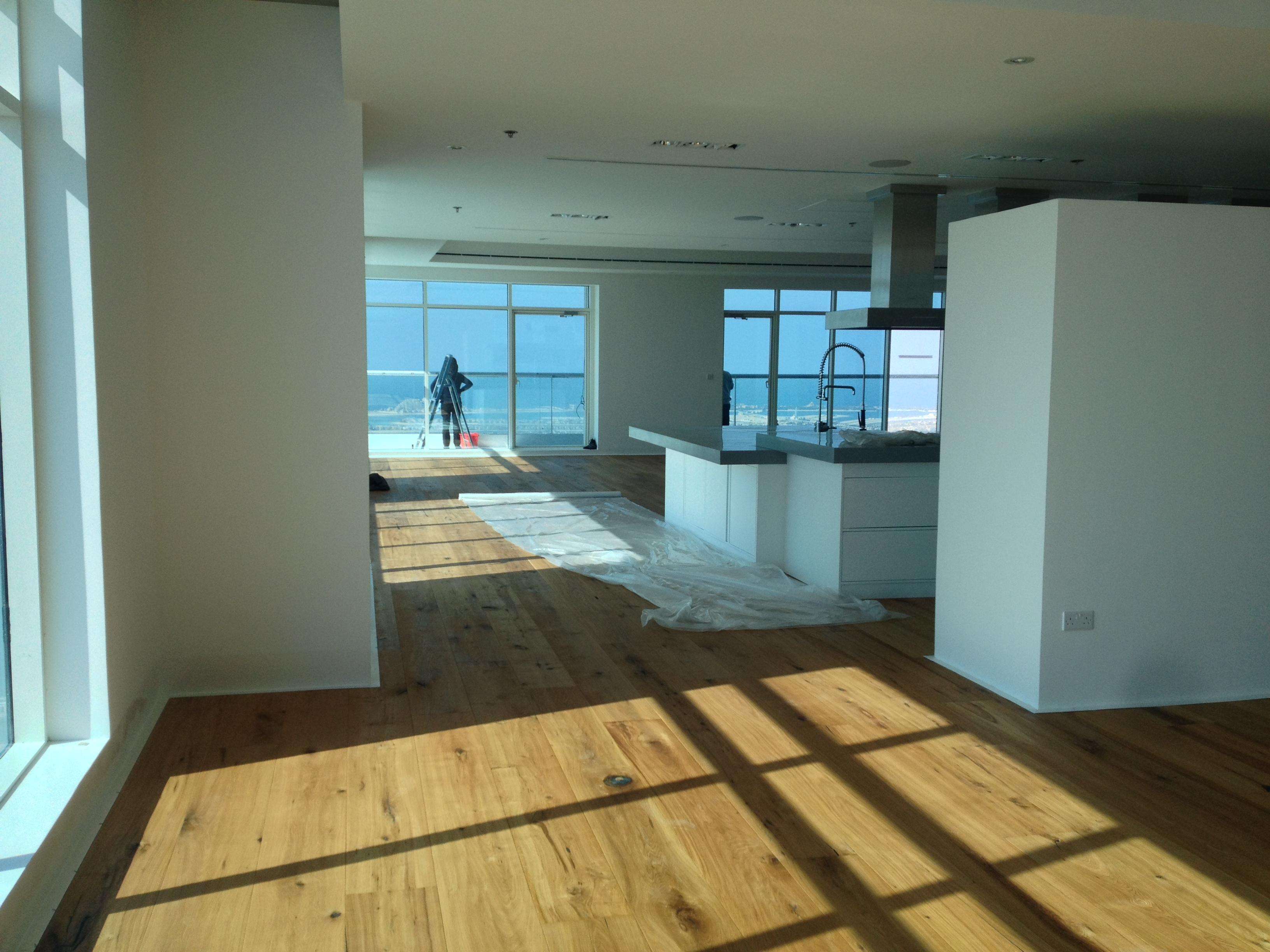 Dubai Penthouse Project