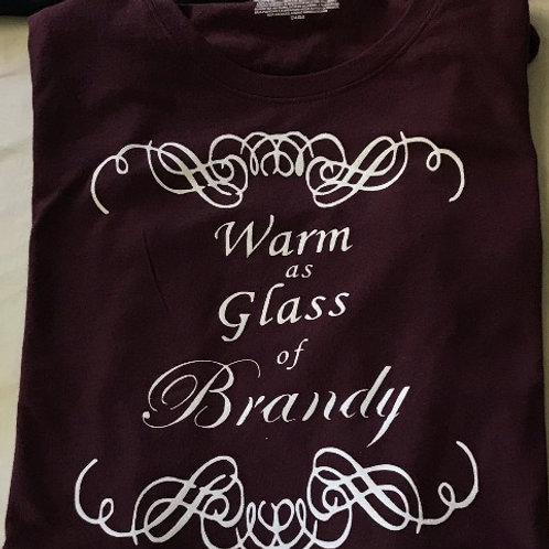 Warm as a Glass of Brandy