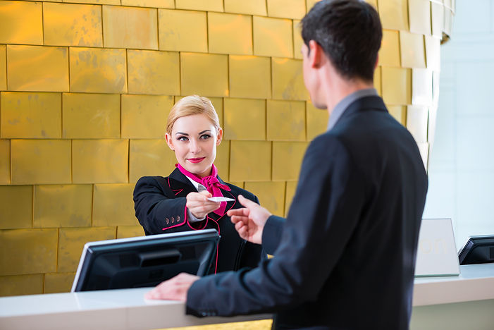 Hospitality Payment Processing