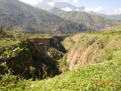 Countryside near Nuevo Amanecer