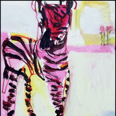 zebra (heart)