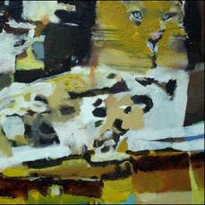 cat (ochre)