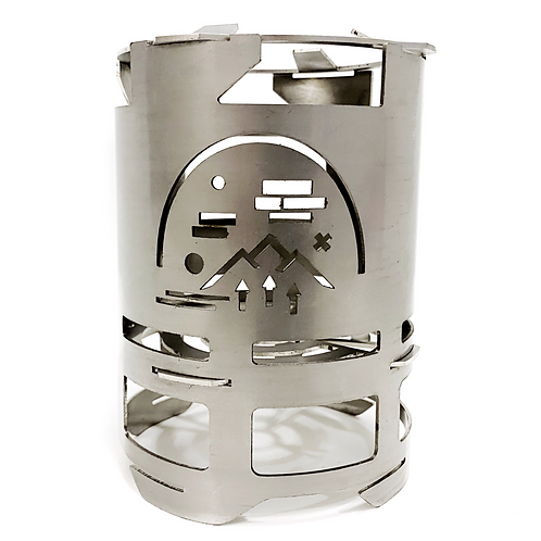 THE PACK STOVE STANDARD