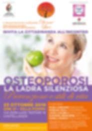 osteoporosi menopausa