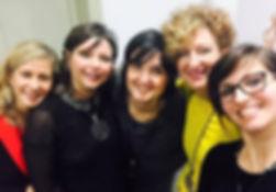 eleonora bernardini, pamela franchi, elena corradini, laura carabelli, barbara pirali