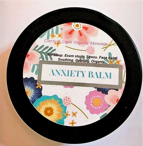 Anxiety Balm Face and Body
