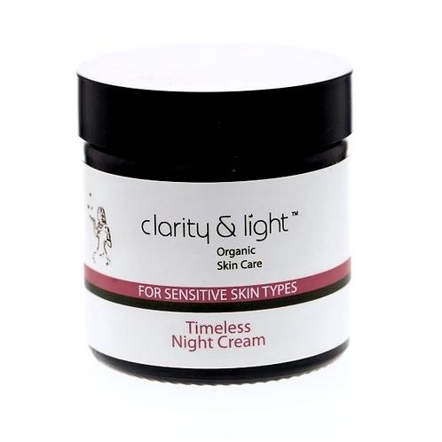 Timeless Night Cream for Sensitive skin