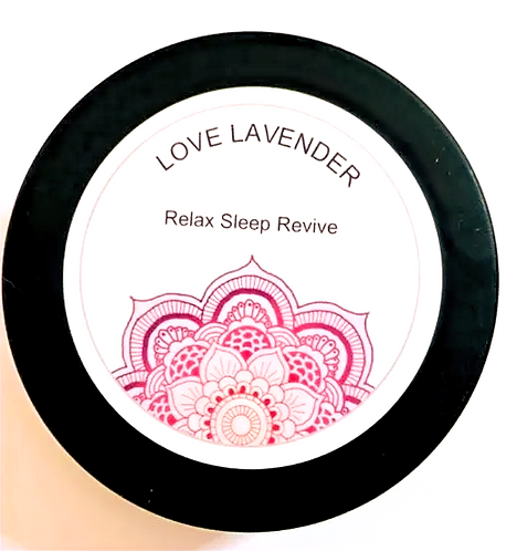 Love Lavender Balm Face & Body