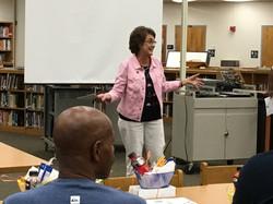 LHS New Teacher Meeting