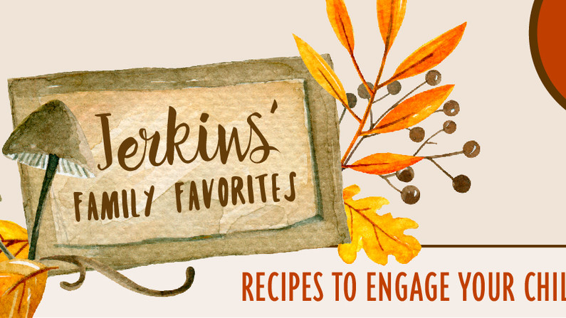 Jerkins' Family Favorites, Part 2