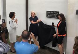 LHS Media Center Dedication