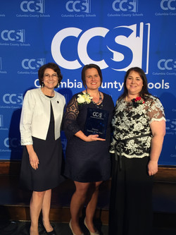 Columbia County TOY Reception