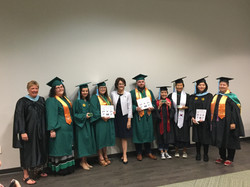 FSU SCATTER Honors Graduation
