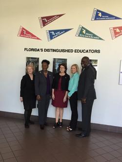 Distinquished Educator's Recognition