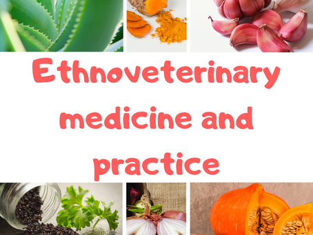 ETHNOVETERINARY MEDICINE AND PRACTICE